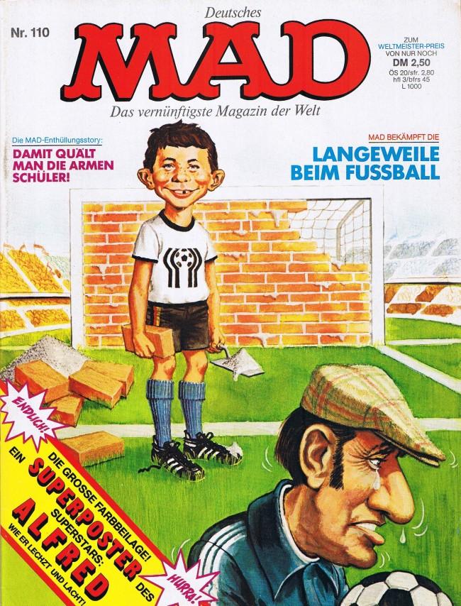 MAD Magazine #110 • Germany • 1st Edition - Williams