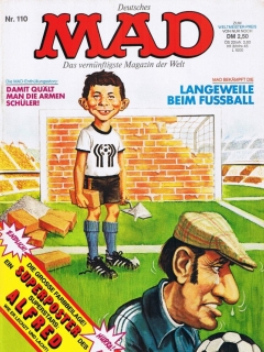 Go to MAD Magazine #110 • Germany • 1st Edition - Williams