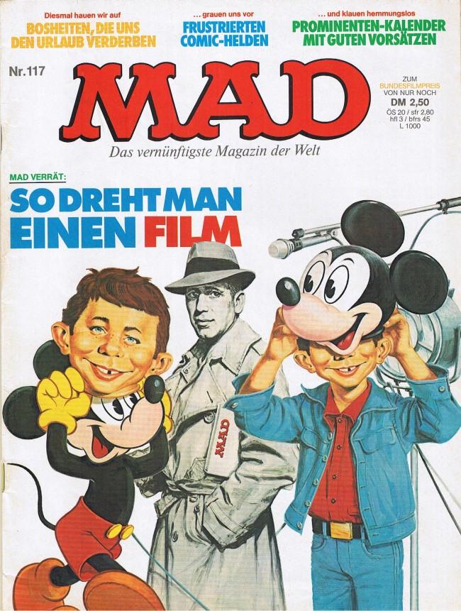MAD Magazine #117 • Germany • 1st Edition - Williams