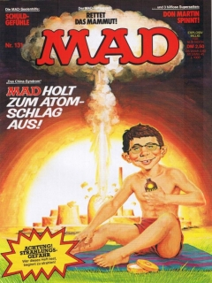 Go to MAD Magazine #131 • Germany • 1st Edition - Williams