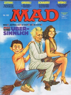 Go to MAD Magazine #162 • Germany • 1st Edition - Williams