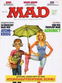 Go to MAD Magazine #172 • Germany • 1st Edition - Williams