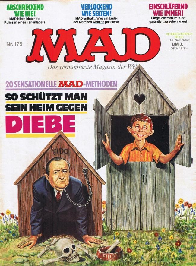 MAD Magazine #175 • Germany • 1st Edition - Williams