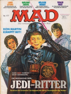 Go to MAD Magazine #177 • Germany • 1st Edition - Williams