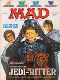 MAD Magazine #177 (Germany)