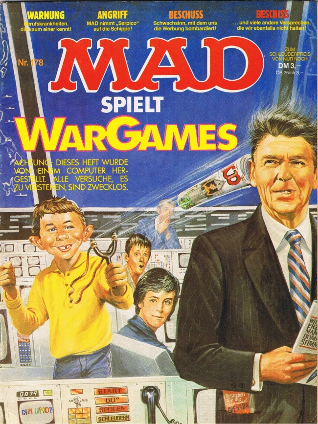 MAD Magazine #178 • Germany • 1st Edition - Williams