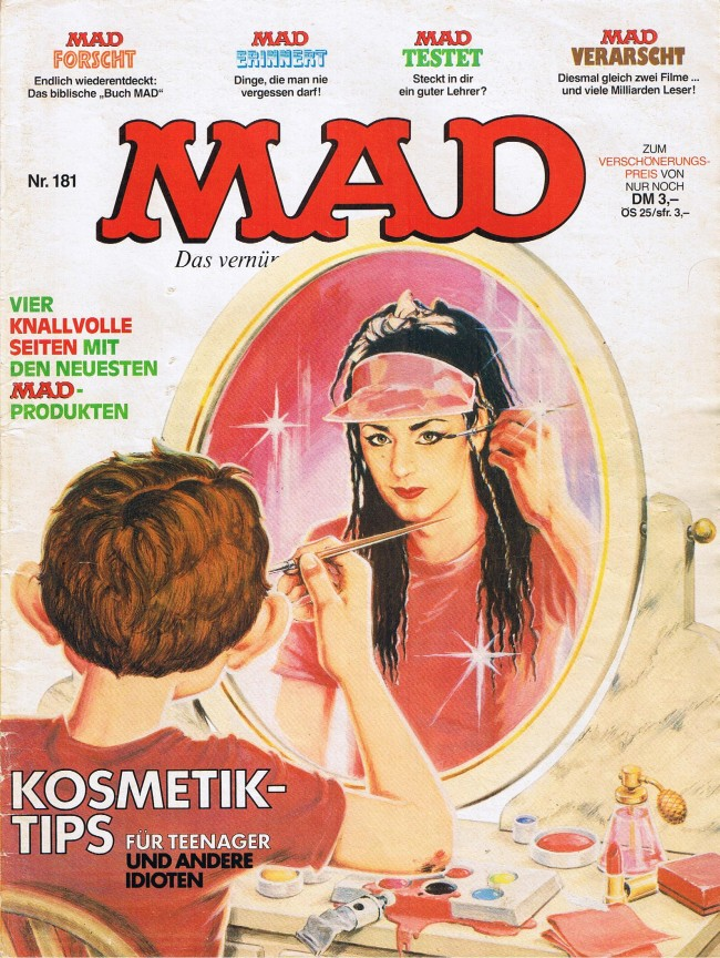 MAD Magazine #181 • Germany • 1st Edition - Williams