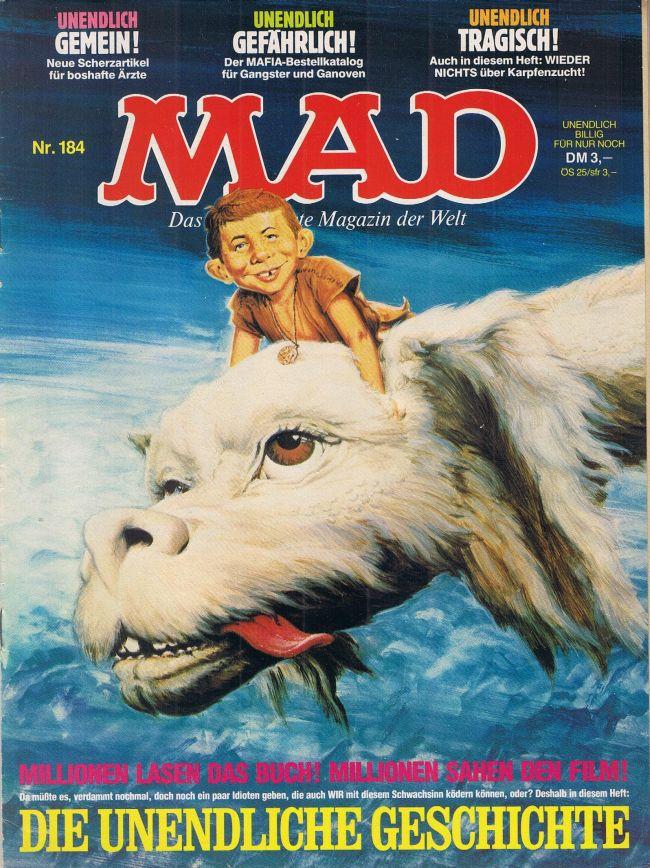 MAD Magazine #184 • Germany • 1st Edition - Williams