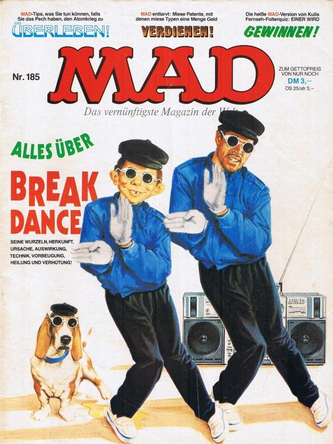 MAD Magazine #185 • Germany • 1st Edition - Williams