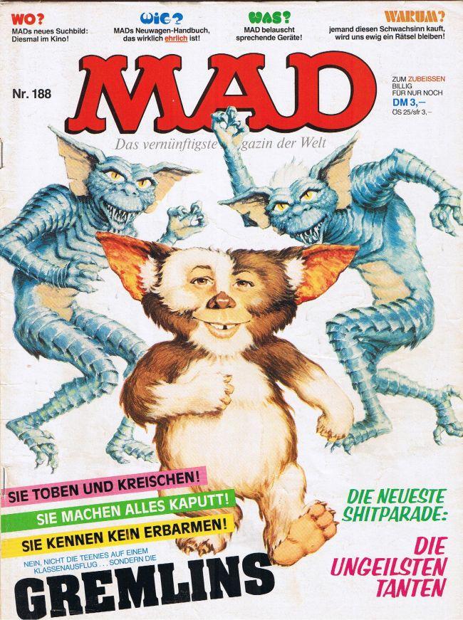 MAD Magazine #188 • Germany • 1st Edition - Williams