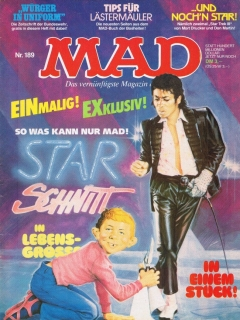 Go to MAD Magazine #189 • Germany • 1st Edition - Williams