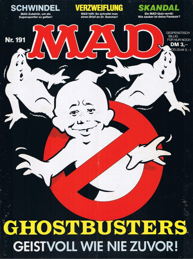 MAD Magazine #191 • Germany • 1st Edition - Williams