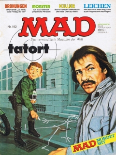 Go to MAD Magazine #192 • Germany • 1st Edition - Williams