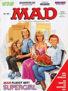 Go to MAD Magazine #193 • Germany • 1st Edition - Williams