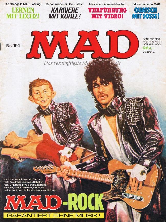 MAD Magazine #194 • Germany • 1st Edition - Williams