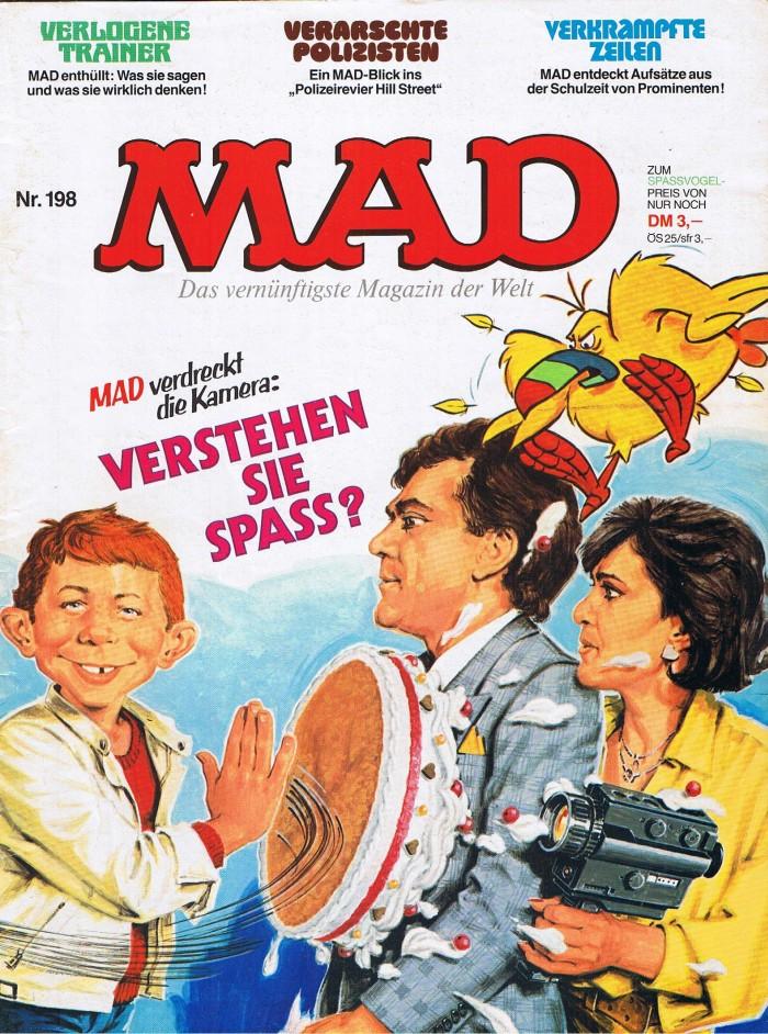 MAD Magazine #198 • Germany • 1st Edition - Williams