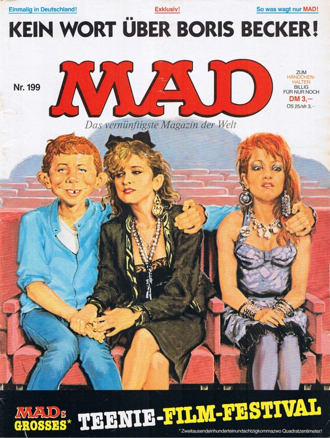 MAD Magazine #199 • Germany • 1st Edition - Williams