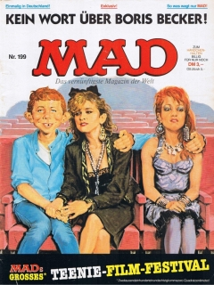 Go to MAD Magazine #199 • Germany • 1st Edition - Williams