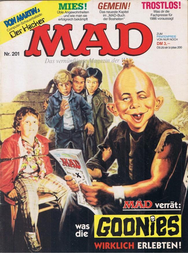 MAD Magazine #201 • Germany • 1st Edition - Williams