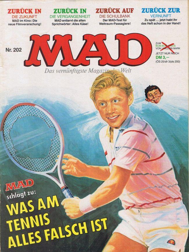 MAD Magazine #202 • Germany • 1st Edition - Williams