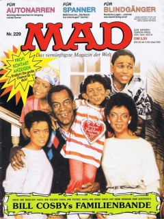 Go to MAD Magazine #229 • Germany • 1st Edition - Williams