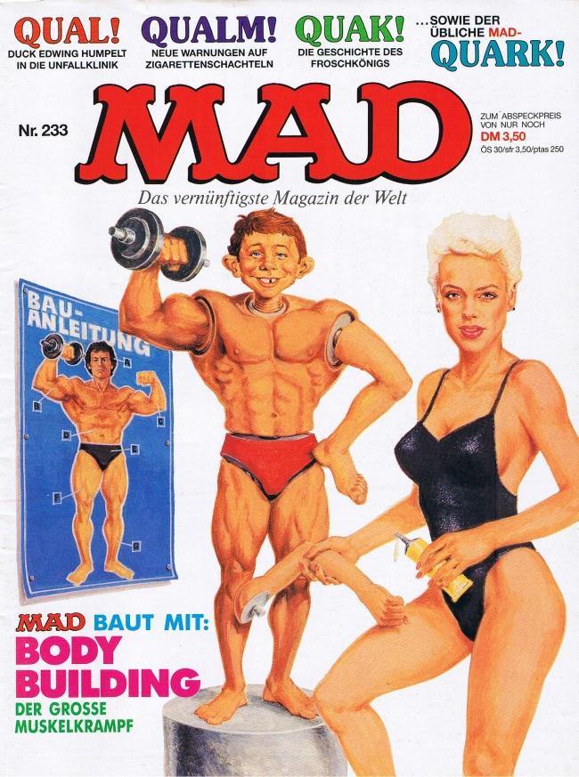 MAD Magazine #233 • Germany • 1st Edition - Williams