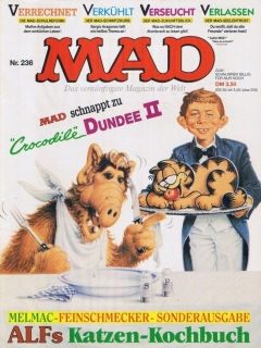 Go to MAD Magazine #236 • Germany • 1st Edition - Williams