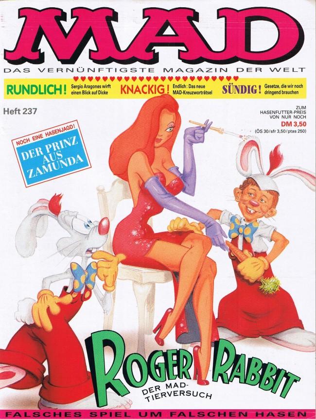 MAD Magazine #237 • Germany • 1st Edition - Williams