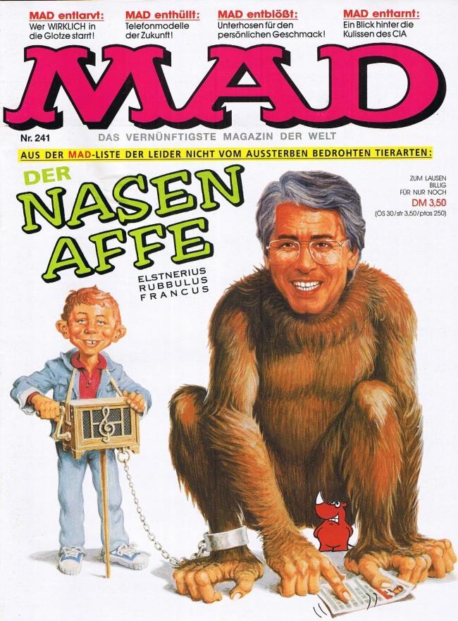 MAD Magazine #241 • Germany • 1st Edition - Williams
