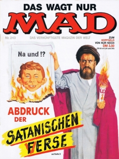 Go to MAD Magazine #243 • Germany • 1st Edition - Williams
