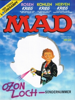 Go to MAD Magazine #255 • Germany • 1st Edition - Williams