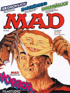 Go to MAD Magazine #256 • Germany • 1st Edition - Williams