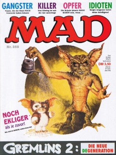 Go to MAD Magazine #258 • Germany • 1st Edition - Williams