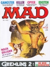German MAD Magazine #258