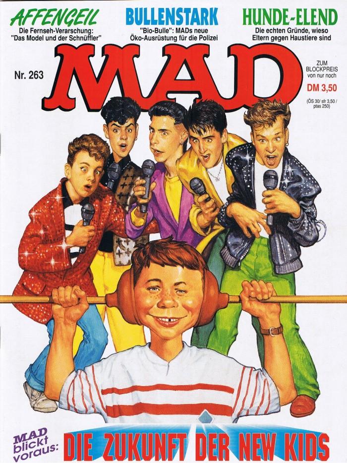 MAD Magazine #263 • Germany • 1st Edition - Williams