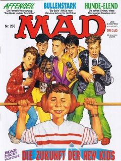 Go to MAD Magazine #263 • Germany • 1st Edition - Williams