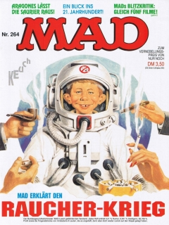 Go to MAD Magazine #264 • Germany • 1st Edition - Williams