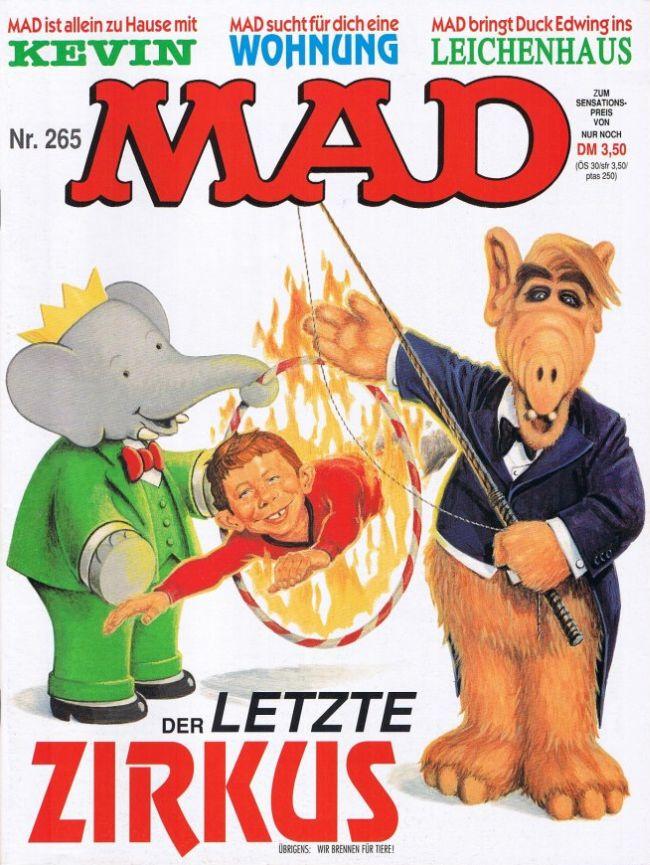 MAD Magazine #265 • Germany • 1st Edition - Williams