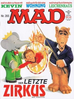 Go to MAD Magazine #265 • Germany • 1st Edition - Williams