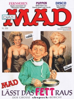 Go to MAD Magazine #266 • Germany • 1st Edition - Williams