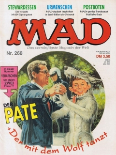 Go to MAD Magazine #268 • Germany • 1st Edition - Williams