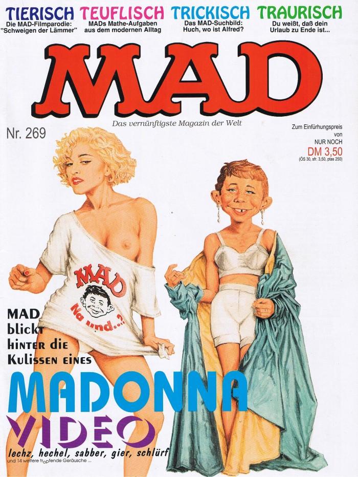 MAD Magazine #269 • Germany • 1st Edition - Williams