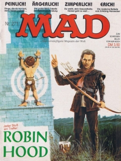 Go to MAD Magazine #271 • Germany • 1st Edition - Williams