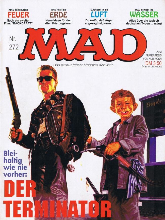 MAD Magazine #272 • Germany • 1st Edition - Williams