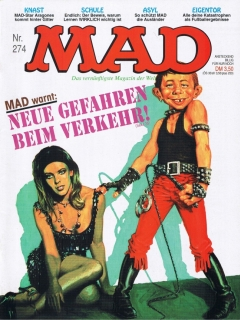 Go to MAD Magazine #274 • Germany • 1st Edition - Williams