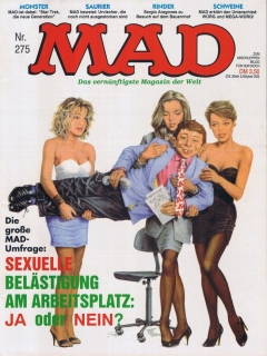 Go to MAD Magazine #275 • Germany • 1st Edition - Williams
