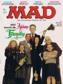 Go to MAD Magazine #277 • Germany • 1st Edition - Williams