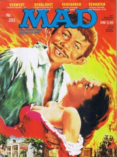 Go to MAD Magazine #293 • Germany • 1st Edition - Williams