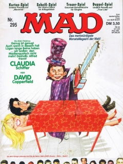 Go to MAD Magazine #295 • Germany • 1st Edition - Williams