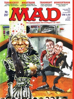 Go to MAD Magazine #297 • Germany • 1st Edition - Williams